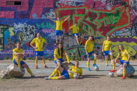 Resebolaget säkrar Sveriges deltagande i fotbolls-VM för hemlösa
