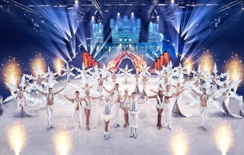 HOLIDAY ON ICE feiert erfolgreiche Premiere von SUPERNOVA in Zwickau