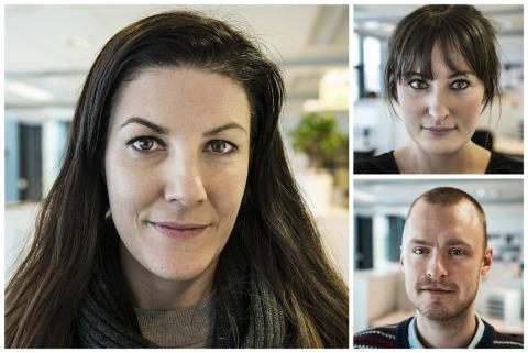 GP Online värvar duo från Expressen