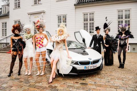 """BMW deltager i """"Celebration of Life"""" på Sølyst"""