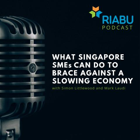 What Singapore SMEs can do to brace against a slowing economy