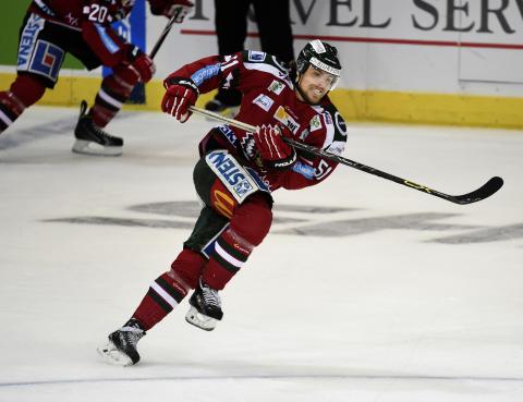 Mats Rosseli Olsen, forward i Frölunda HC