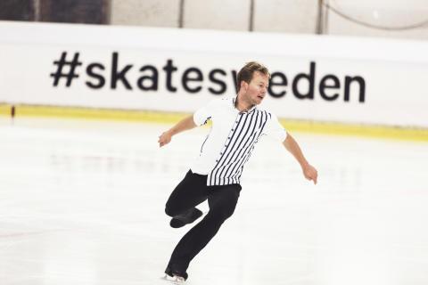 Majorov blev bäste  svensk i EM 2018 – 7:e plats