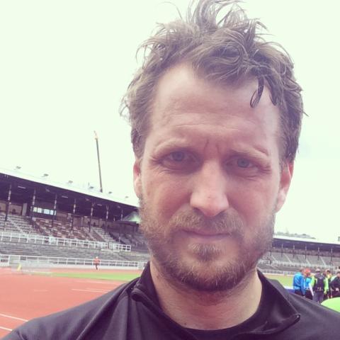 Testlöpning av Stockholm Marathon-banan (26 km)