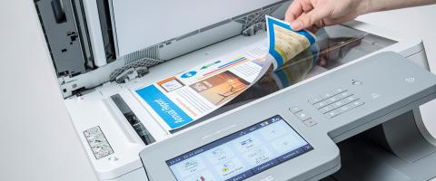 Brother International Europe und Kofax kooperieren für den weltweiten Vertrieb von ControlSuite™
