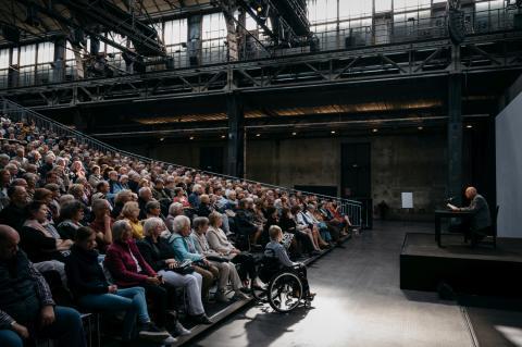 Norbert Lammert: Die große Wanderung