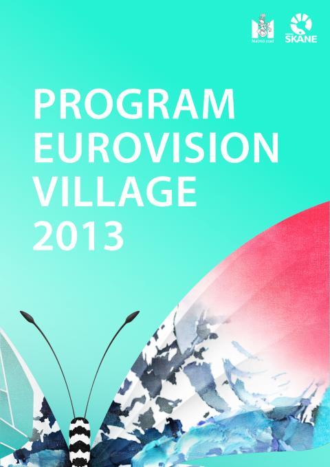 Program Eurovision Village