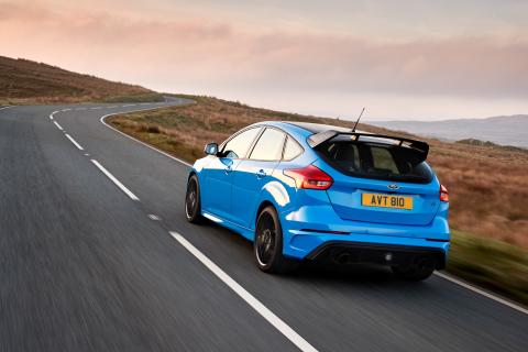 Der neue Ford Focus RS