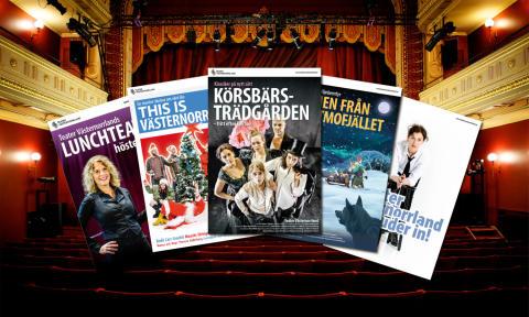 Inbjudan till pressträff - Teater Västernorrland