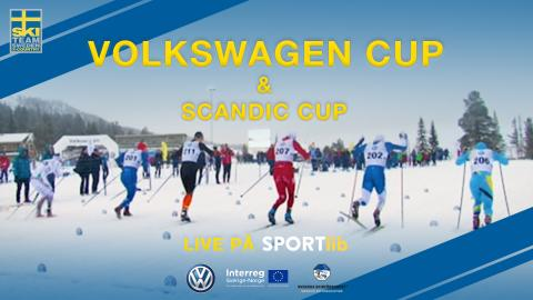Volkswagen cup och Scandic cup till Ulricehamn