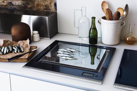 Sear Hob kjøkkenbenkbilde- Electrolux Grand Cuisine