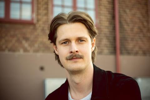 Emil Gustafsson, produktionschef och projektledare bygg på Sustend