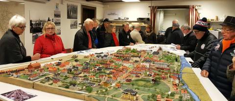 Vinterspår i Lindesberg lockade många besökare