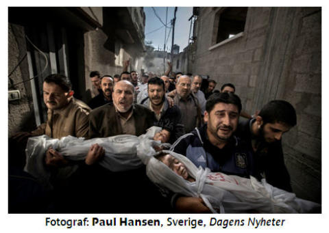 Canon gratulerar vinnaren av utmärkelsen World Press Photo of the Year