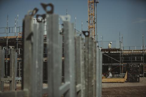 Bostadsbyggandet viker- men Sydsverige överraskar