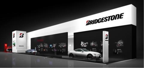 Bridgestone på IAA Cars med nya innovationer