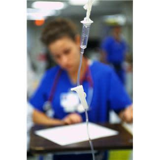 Nursing care in hospitals