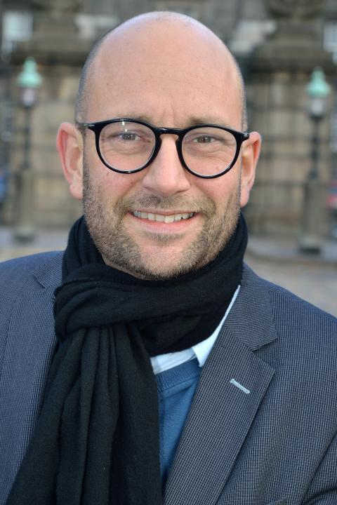 Rasmus Prehn, transportordfører for Socialdemokraterne