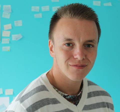 Niklas Helgesson drömmer om en utlandstjänst