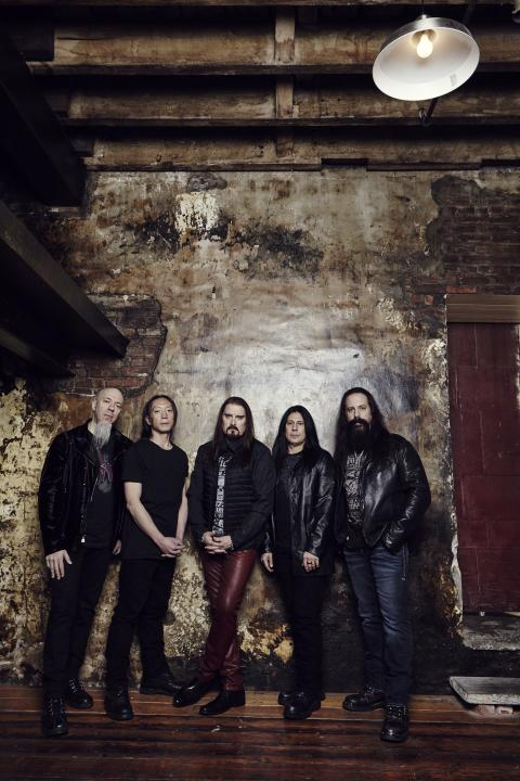 Dream Theater Press Photo / Photo by Jimmy Fontaine