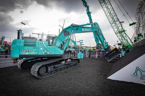 Kobelco_Bauma_Photo_Engcon