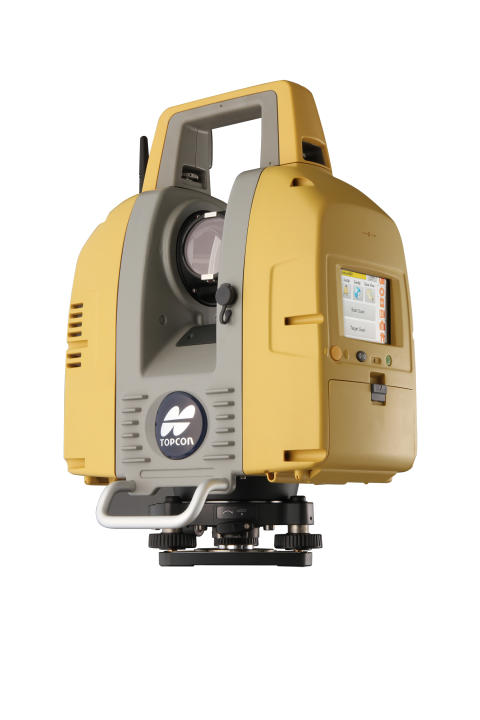 Top Position AB presenterar en ny Laserscanner, Topcon GLS-2000