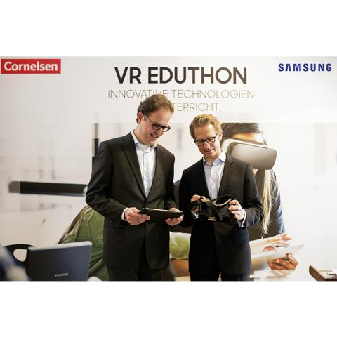 Faszinierende Lernwelten: Offizielle Präsentation einer innovativen Virtual Reality-Applikation für den Biologieunterricht