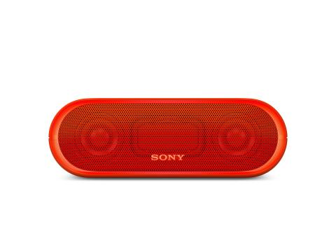 SRS-XB20 von Sony_rot_7