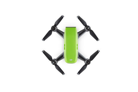 DJI Spark Meadow Green - Top