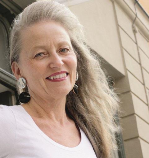 Elisabet Reslegård, ordförande och projektledare Läsrörelsen