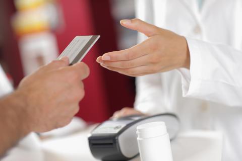 Få apotekskunder köper sina läkemedel på delbetalning