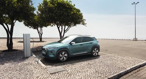 Svensk premiär för Hyundai Kona och Kona Electric