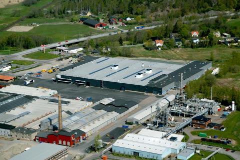Svenska Hus hyr ut 6 700 kvm till Schenker
