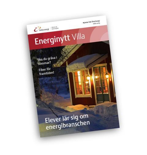 Energinytt Villa - Nytt nummer!
