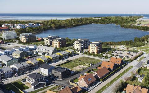 Säljstart för HSB brf Vattenbrynet i Klagshamn