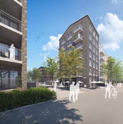 Kommunen planerar för 1 500 lägenheter i Börjetull