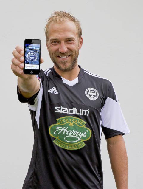 Unik biljettköpslösning i IFK Värnamos nya app