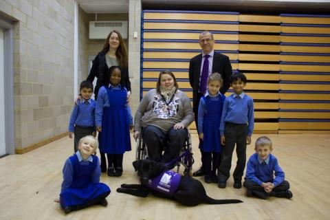 A visit to The Grove Independent School