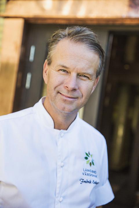 Krögare Fredrik Eriksson öppnar ny restaurang I Solna och erbjuder även catering
