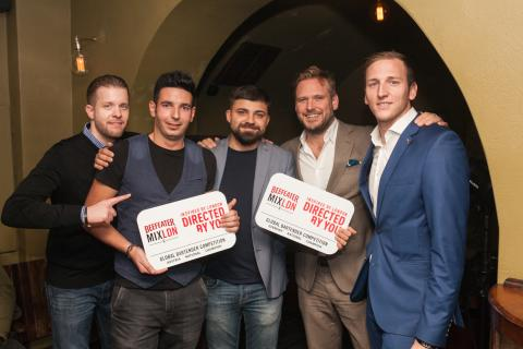 Movie-Stars im Glas – Beefeater Gin College und MIXLDN Bartender Competition zu Gast in Frankfurt