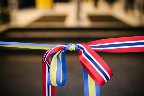 Rusta expanderar internationellt – Norge först ut