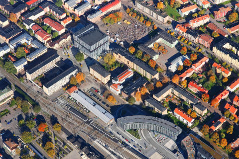 Alma Property Partners acquires a unique development project in Uppsala from Rikshem