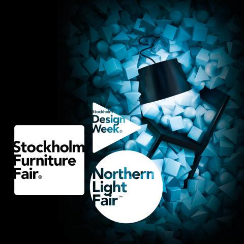 På lördag är ALLA välkomna till Stockholm Furniture & Light Fair