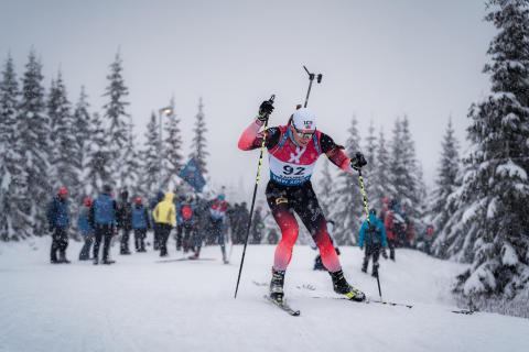 Uttak til IBU Cup i Ridnaun-Val Ridanna og Obertilliach