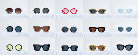 OY MY EYES collection 2018