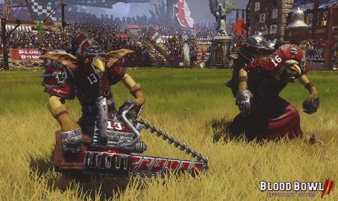 Blood Bowl 2: Legendary Edition Screenshots