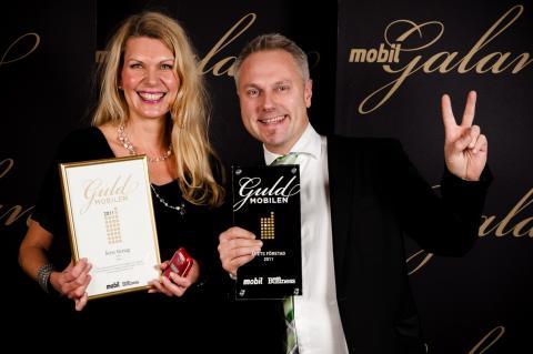 Congratulations Doro! Mobile company of the year