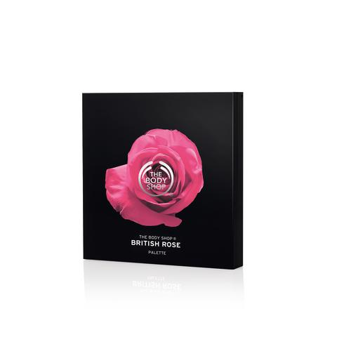 Limited Edition British Rose Eye & Cheek Palette