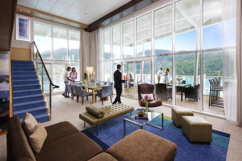 Royal Caribbean lanserer NYTT suite klasse program