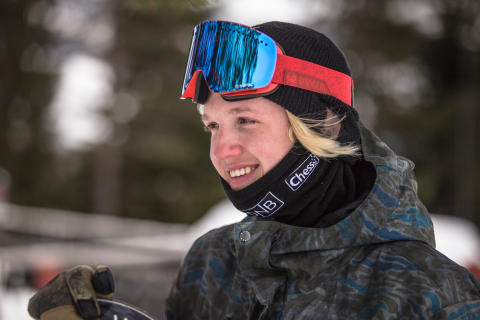 Fridtjof Sæther Tischendorf (18) er klar for X Games Oslo.